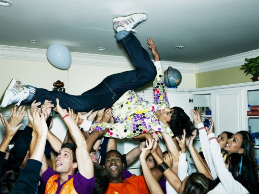 ADIDAS ORIGINALS HOUSE PARTY